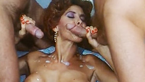 Un porno vintage italien : Amiche Del Cazzo