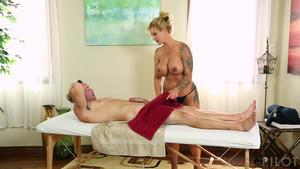 Femme mature pour un massage intégral