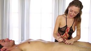 Tenue sexy pour un massage sexuel efficace